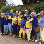 Tryst Ladies Solheim Cup Day-Team Europe
